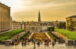 Wochenendfahrt Brüssel @ Brüssel